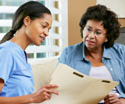 Home Health Social Worker Services